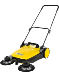 Barredora manual s4 twin 680mm 2400m²/h de karcher