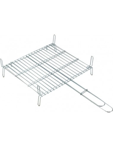 Parrilla acero zincado 350x400x155 2645 de sauvic