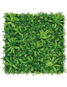 Jardin vertical jungle 2017260 1x1m verde de nortene