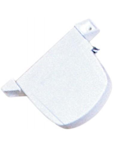 Recogedor abatible mini c-14 06011002 marron de gaviota simbac