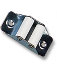 Pasacinta mini metalico rodillo nylon c14 06055001 de gaviota