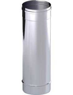 Tubo sp/sw inox 304 930x100mm de dinak