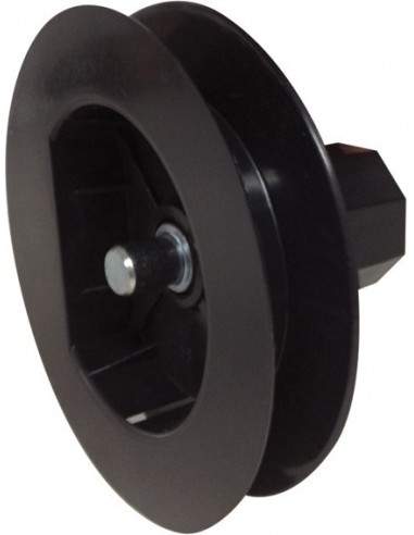 Disco plastico con espiga 120x40 c-14 06090101 de gaviota simbac