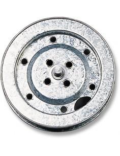 Disco metalico con espiga 150x60 c-22 06090006 de gaviota simbac