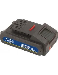 Bateria litio-ion 20v 2ah bt202 4068657 de virutex