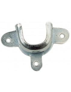 Soporte rodamiento zincado diametro 28mm 06071001 de gaviota