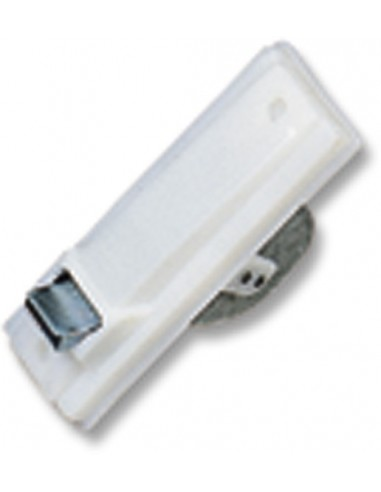 Recogedor embutir plastico pequeño 06001002 blanco de gaviota