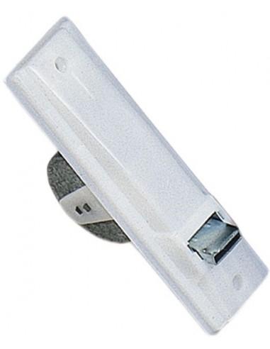 Recogedor embutir plastico grande 06001001 blanco de gaviota
