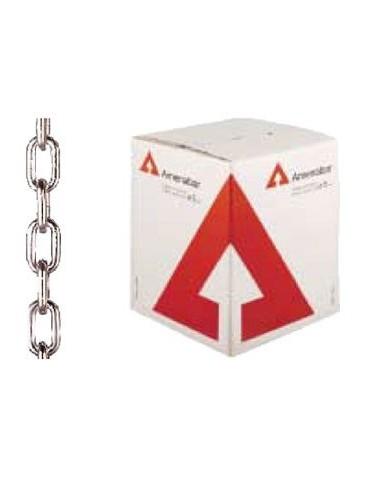 Caja cadena zincada c00702e 07-025mt de amenabar