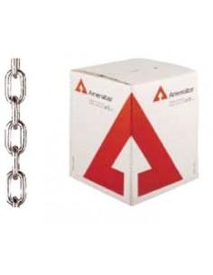 Caja cadena zincada c00302d 03-110mt de amenabar