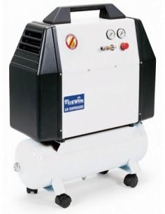 Compresor silencioso monoblock CA-COMPAC120R de Cevik