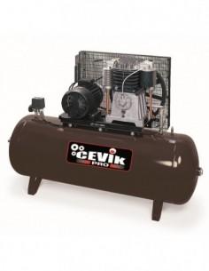 Compresor de correas fijo CA-AB500/10T de Cevik