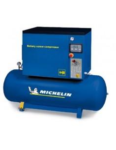 Compresor de tornillo encapsulado con caldera CA-RSX7.5/500 de