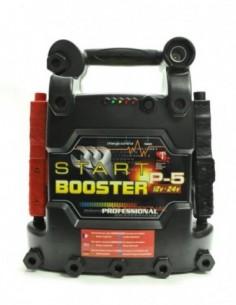 Arrancador de batería portatil SP-P5/12-24V de Cevik