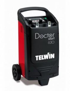 Cargador electrónico multifunción TE-829342 de Telwin