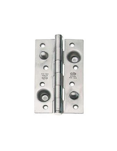 Bisagra 565-150x80 acero inoxidable 18/8 de amig caja de 6