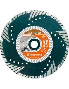 Disco profesional hormigon y asfalto tacti cut s65 125 de