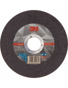 Disco corte silver t41 51790 125x1,0 de 3m caja de 50 unidades