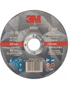 Disco corte silver t42 51800 115x2,5 de 3m caja de 50 unidades