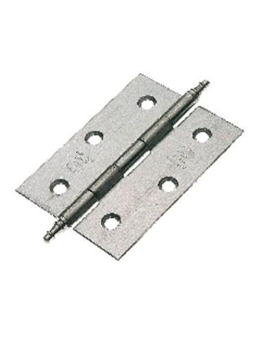 Bisagra 2003-060x040 acero inoxidable 18/8 de amig caja de 20