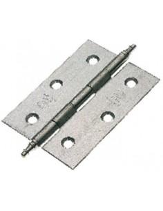 Bisagra 2003-070x050 acero inoxidable 18/8 de amig caja de 20