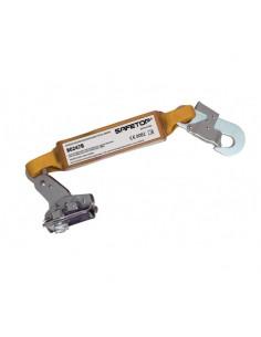 Altochut automatico con absorbedor y mosqueton 80247b de safetop