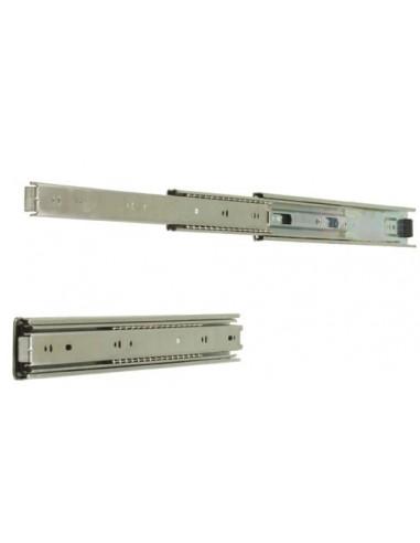Guías cajones 35-500x45 zincado de amig caja de 6 unidades