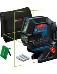 Nivel laser gcl 2-50g+rm10+funda de bosch construccion /