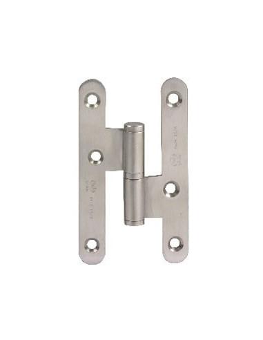 Pernio 409-100 dch acero inoxidable 18/8 de amig caja de 20
