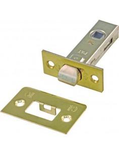 Picaporte 6-45 latonado de amig caja de 20 unidades
