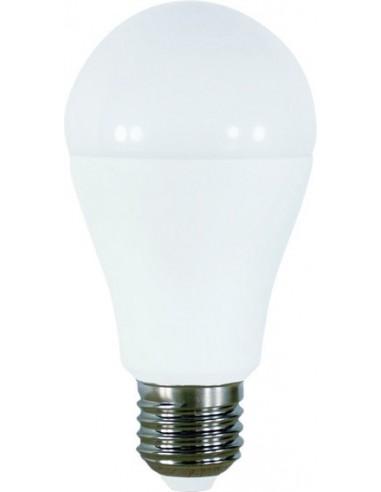 Lampara estandar led e27 17w 4200k de marca caja de 5 unidades