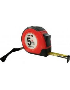 Flexómetro bm-158819/b bimaterial 5mx19mm de codiven caja de 12
