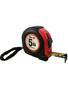Flexómetro gm-158625/b goma 5mx25mm con freno de codiven caja