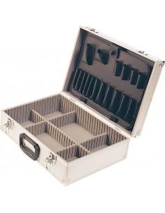 Maleta aluminio gris vgc-501-1 de codiven