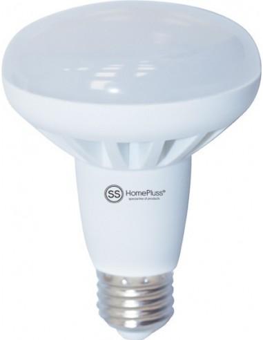 Lampara reflectora r80 led e27 11,0w 3000k de marca caja de 6