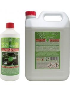 Disolvente ecologico eco-solvent 5l.plas de dipistol caja de 4