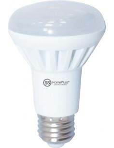 Lampara reflectora r63 led e27 8,0w 3000k de marca caja de 5