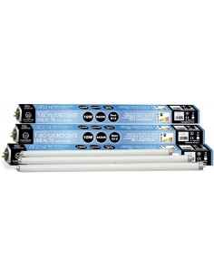 Tubo fluorescente t8 g13 060cm 18w 6400k de marca caja de 25