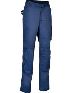 Pantalón rabat woman t-m marino de cofra