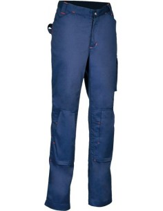 Pantalón rabat woman t-xl marino de cofra