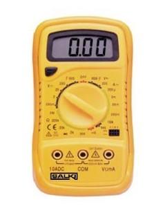 Multímetro precisión digital 8506162 de salki