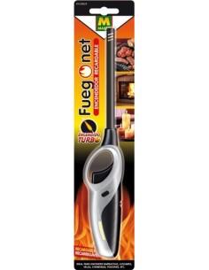 Encendedor recargable 231246 de fuego net caja de 24 unidades