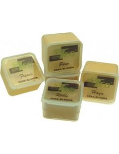 Taco cera blanda 101 24gr. castaño de 5-teq caja de 6 unidades