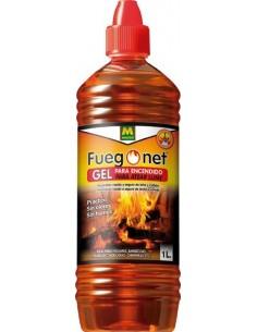 Gel para encendido 231448-1000ml de fuego net