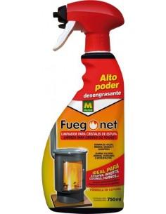Limpiaestufas fuego net 231017-750ml de fuego net