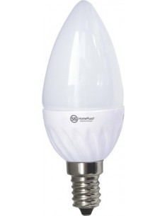 Lampara vela led e14 7,5w 3000k 230v de marca caja de 12