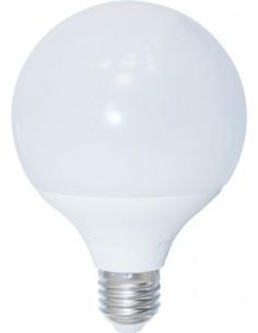 Globo led g95 e27 14w 6000k luz fria de marca caja de 6 unidades