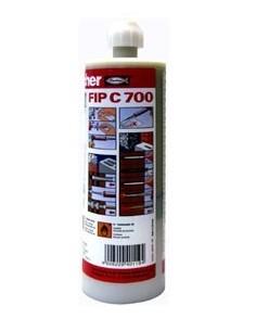 Resina cartucho fis p plus 380c de fischer caja de 12 unidades