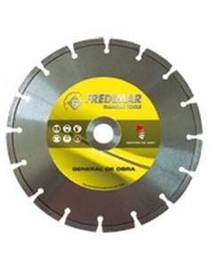 Disco diamante pro-dsls-230cp general obra de fredimar