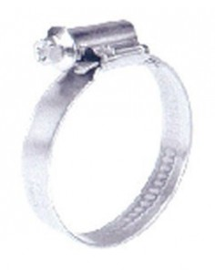 Abrazadera inoxidable torro 025-040-1274 w4 de norma caja de 50